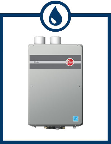 Virginia Climate Tankless Water Heaters